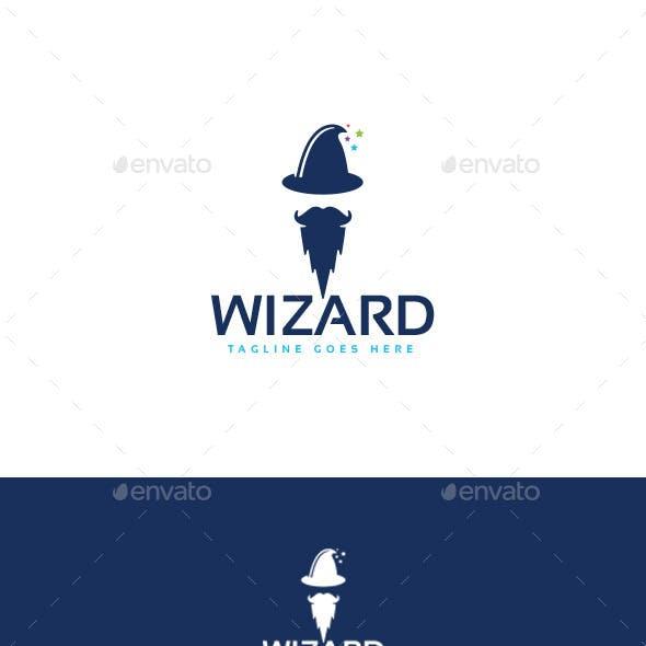 Wizard Logo Template