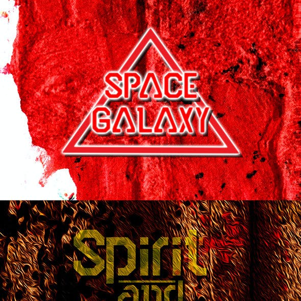 SPACE GALAXY FONT
