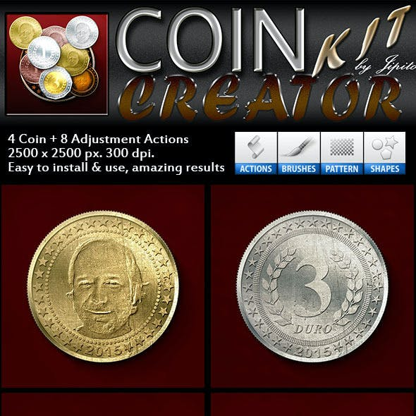 Coin Creator Kit