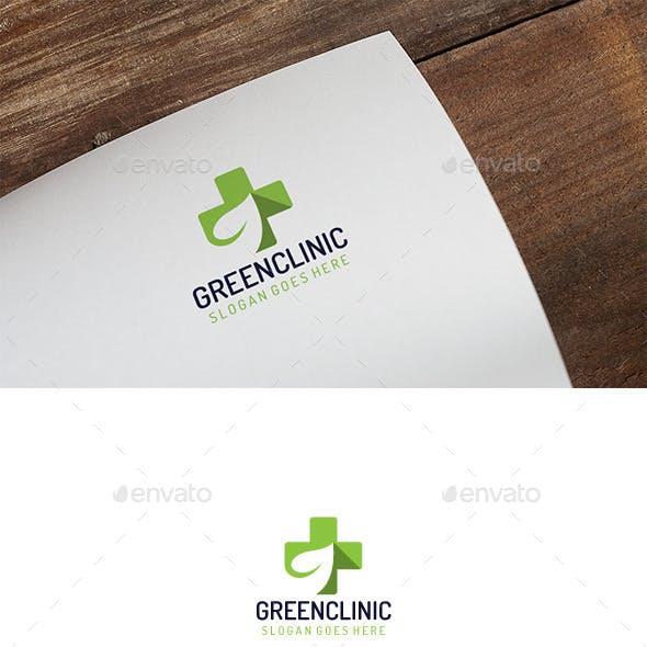 Green Clinic Logo