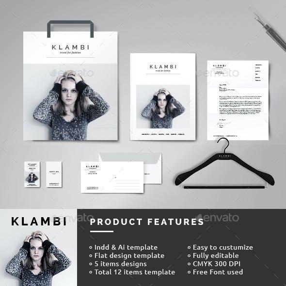 Fashion Corporate Identity