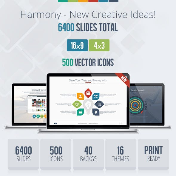 Harmony Google Slides Presentation Template