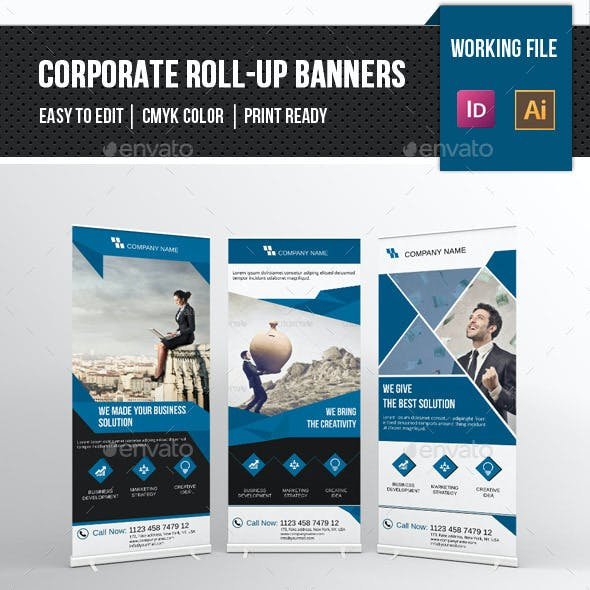 Corporate Roll Up Banner-V01