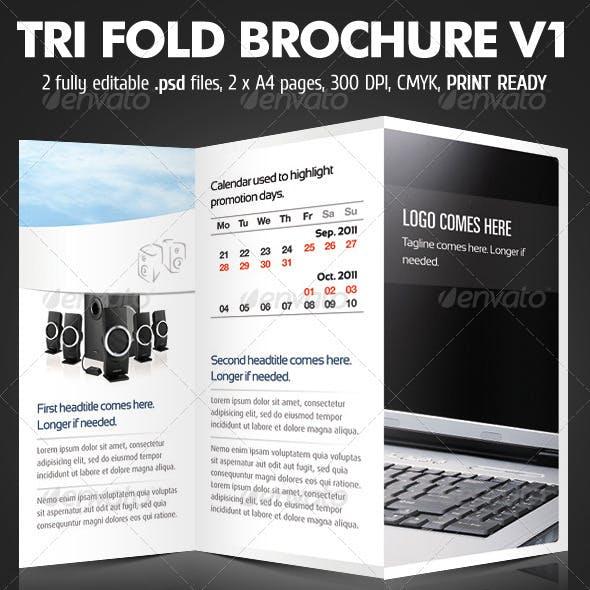 TriFold Brochure V1