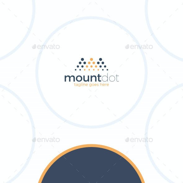 Mountain Dot Logo