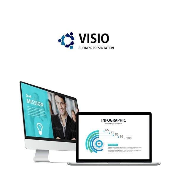 VISIO - Powerpoint Business Presentation