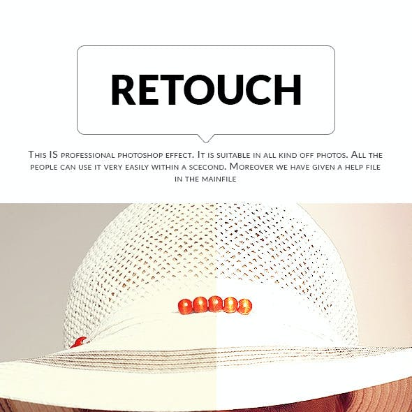 Retouch V.2