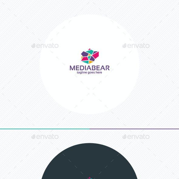 Media Bear Logo