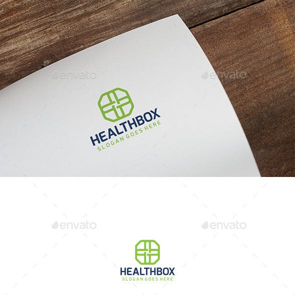 Health Box Logo