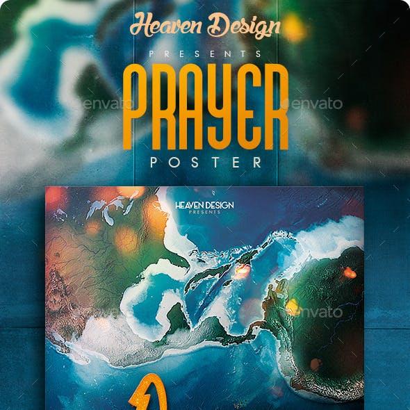 Prayer | Poster