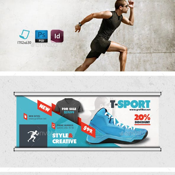 Sport Cover Templates