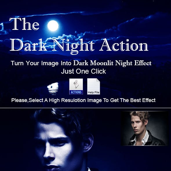 The Dark Night Action