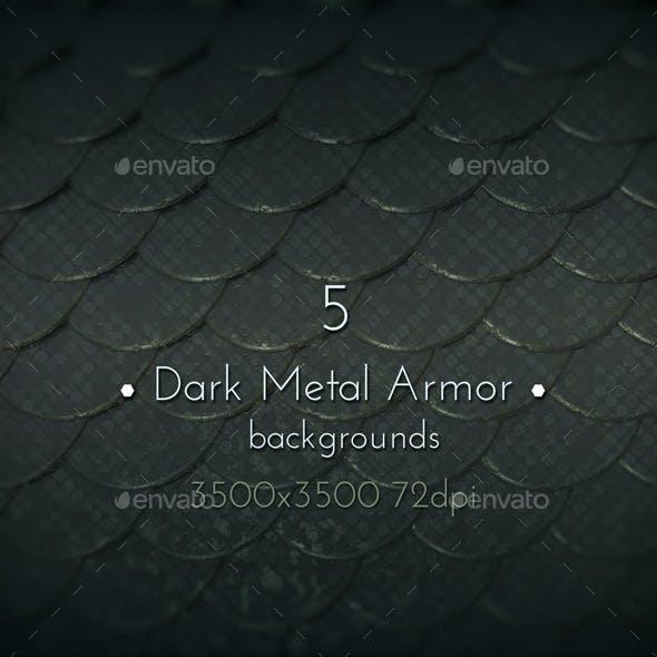 Dark Metal Armor