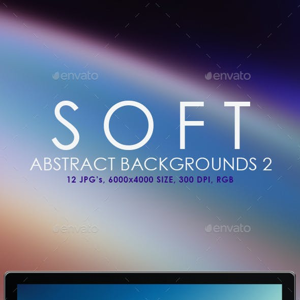 Soft Abstract Backgrounds 2