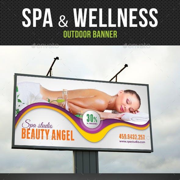 Spa Studio Outdoor Banner 11