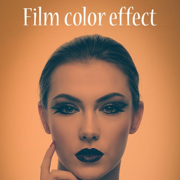Film Color Effect Action