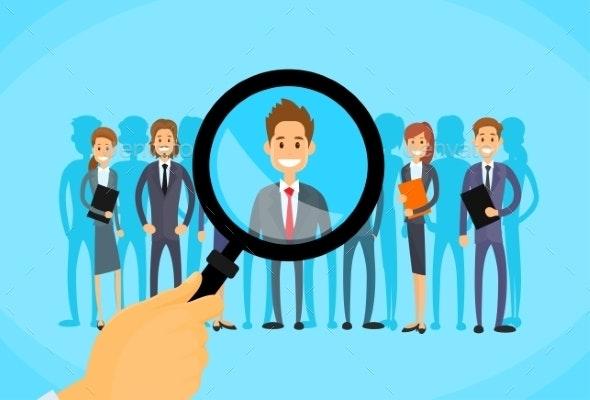 Recruitment - Concepts Business