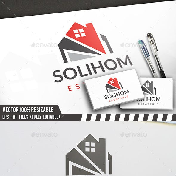 Solid House Logo