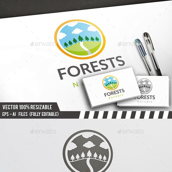 Clean Forest Logo