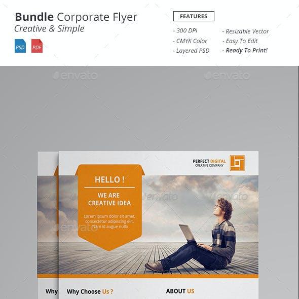 Bundle Corporate Flyer