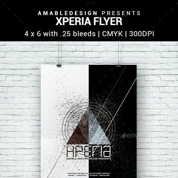 Xperia Flyer