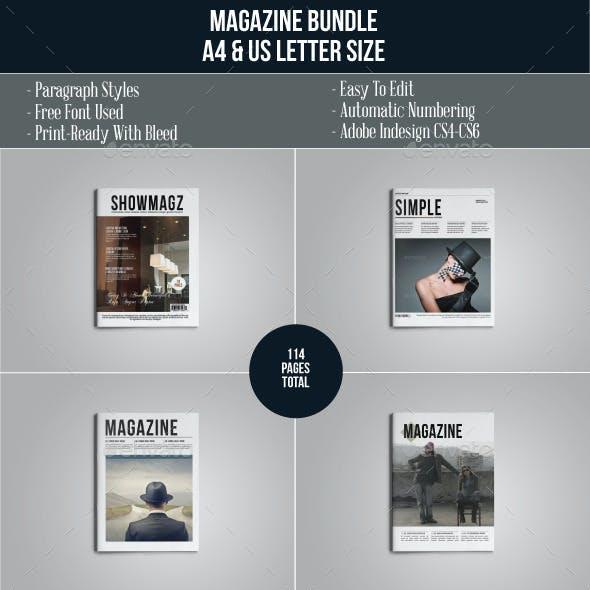 Multipurpose Magazine Bundle Vol. 01
