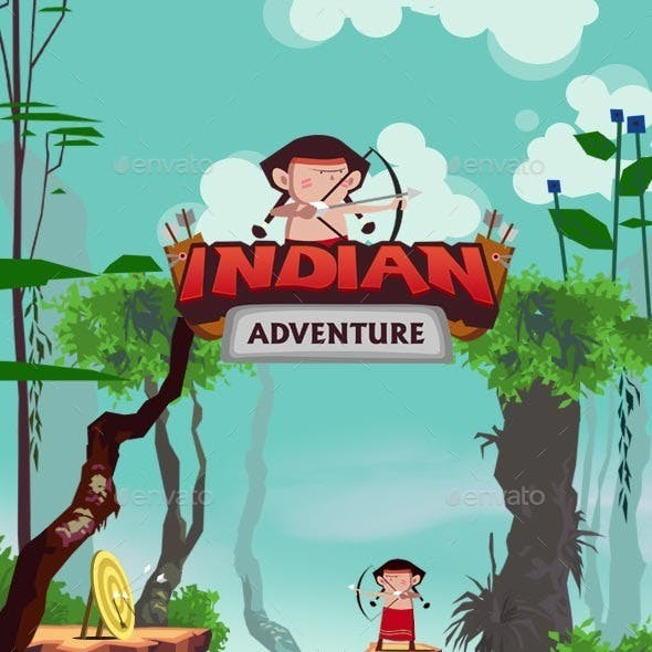 Game Assets Indian Game