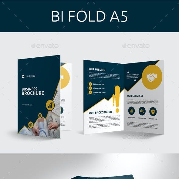 Corporate Bi- Fold Brochure