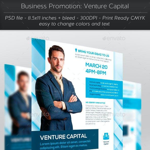 Business Promotion: Venture Capital