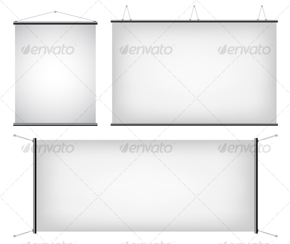 display banners - Backgrounds Decorative