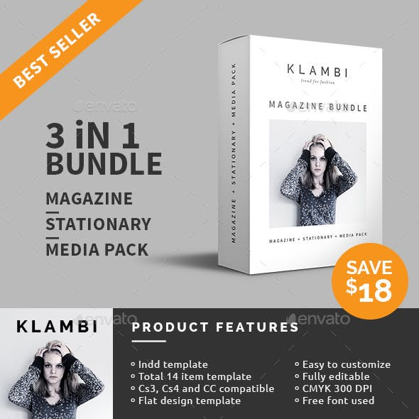 Fashion Magazine Bundle