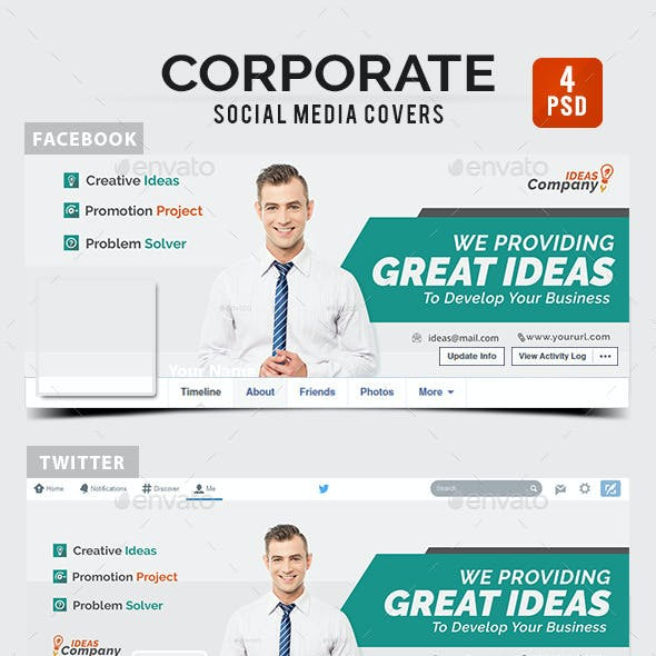 Corporate Social Media Covers