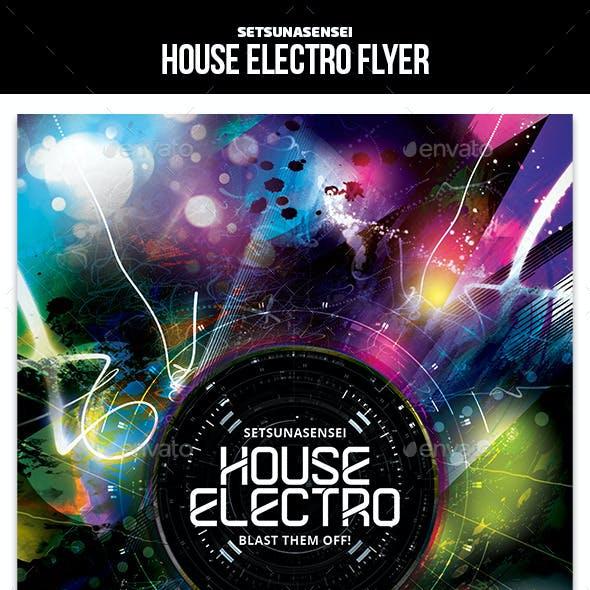 House Electro Flyer