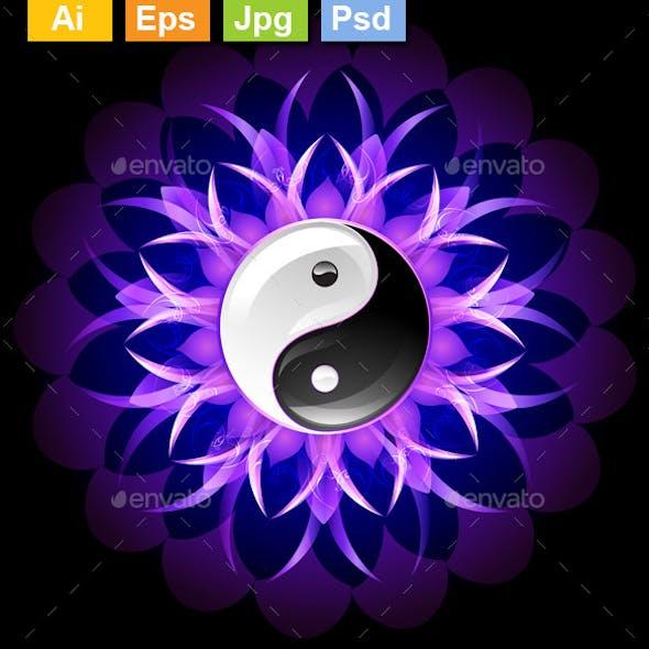 Bright Lotus Yin Yang
