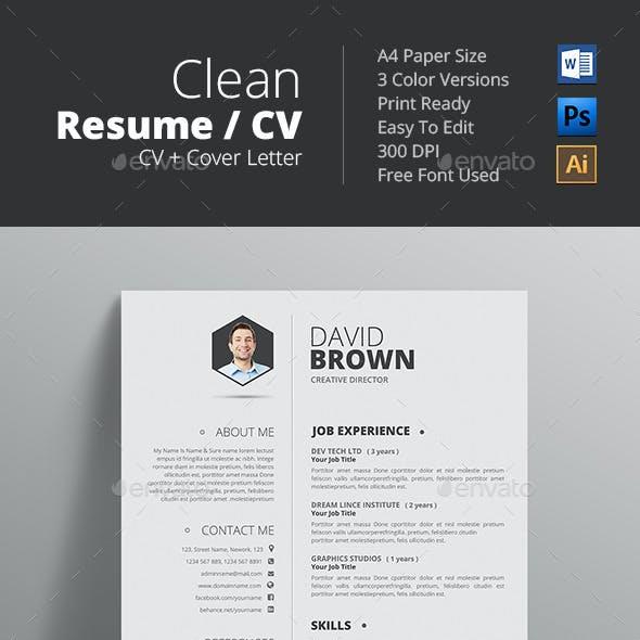 CV Word