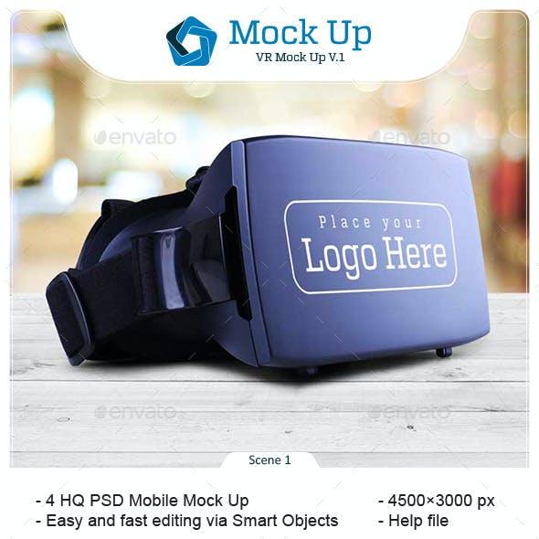 VR Mock Up V.1