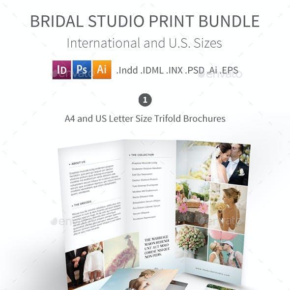 Bridal Studio Print Bundle