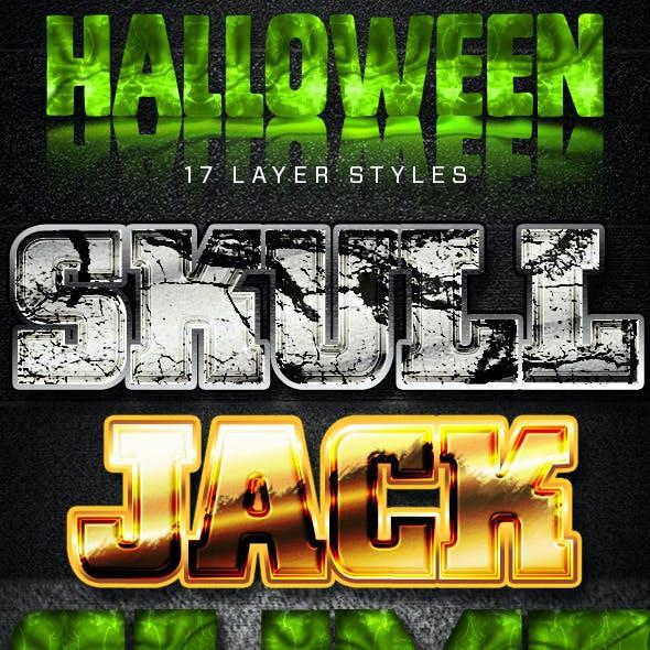17 Halloween Styles