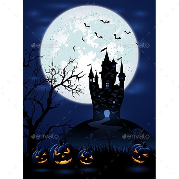 Halloween Night with Dark Castle