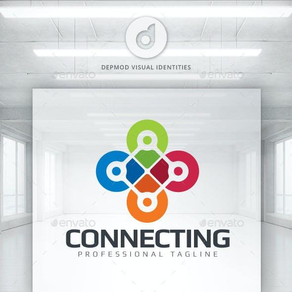 Connecting Logo