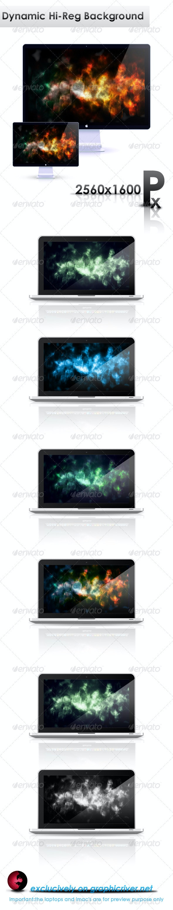 Dynamic Background - Backgrounds Graphics