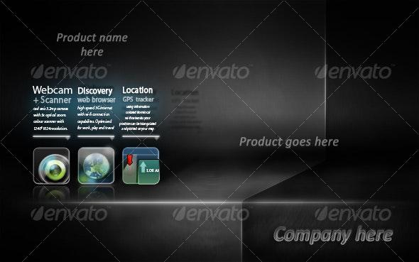 Gadget Display - Miscellaneous Print Templates