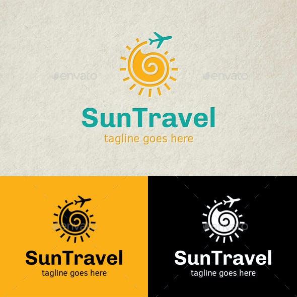 SunTravel Logo