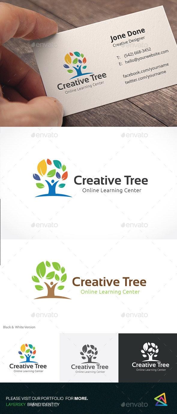 Creative Tree - Nature Logo Templates