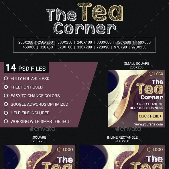 The Tea Corner