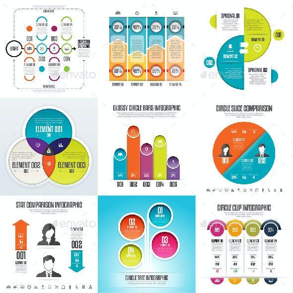 Infographic Set 23