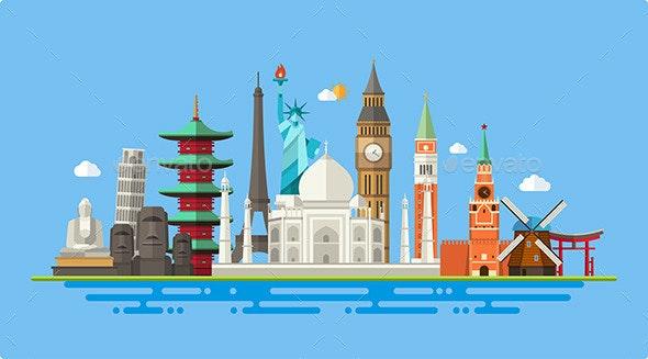 Travel Card  - Travel Conceptual