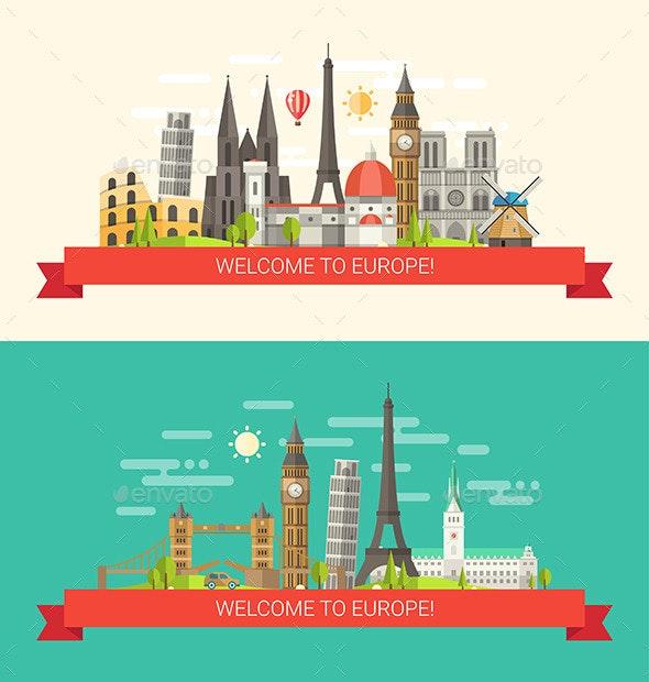 Travel Concepts  - Travel Conceptual