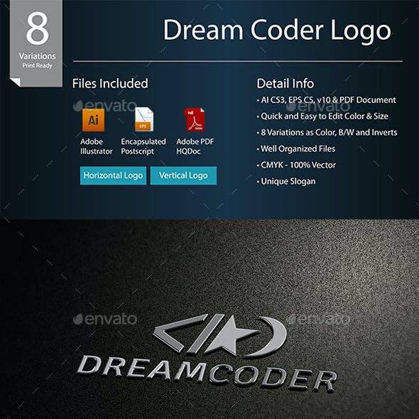 Dream Coder Logo