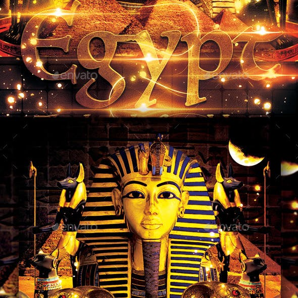 Egypt Night Flyer